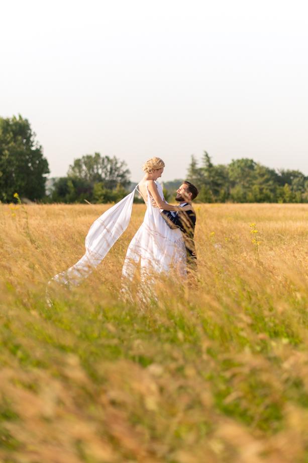 Mariage Les bonnes joies